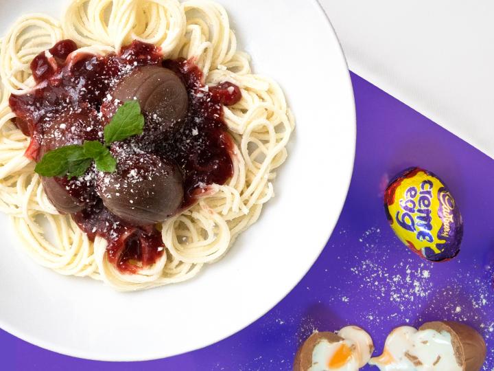 Image for Cadbury Creme Egg's Super-Size Social Eating Challenge