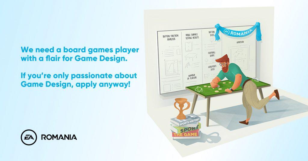 """Image for Electronic Arts România caută oameni talentați care au în comun pasiunea pentru jocuri și tehnologie, prin campania """"Unique Together"""" semnată de Golin"""