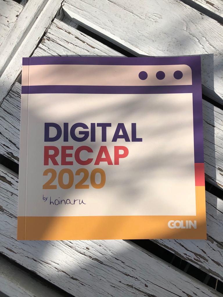 Image for Golin și bloggerul Alex Ciucă lansează cea de-a noua ediție a Digital Recap