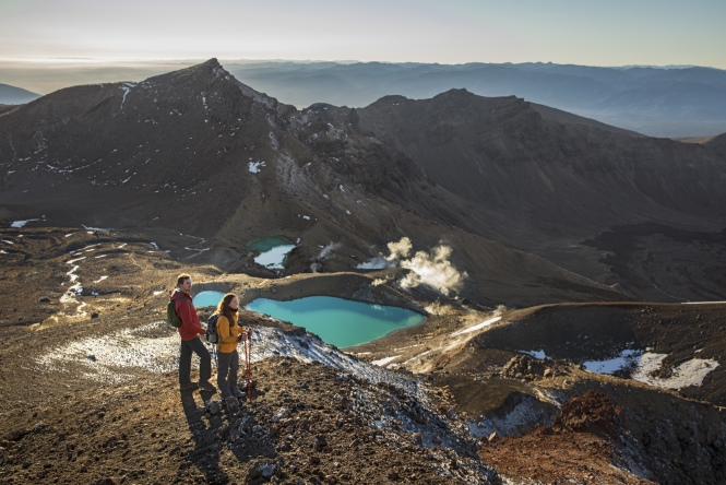 Image for Tourism New Zealand Awards Account to Golin and The Brooklyn Brothers