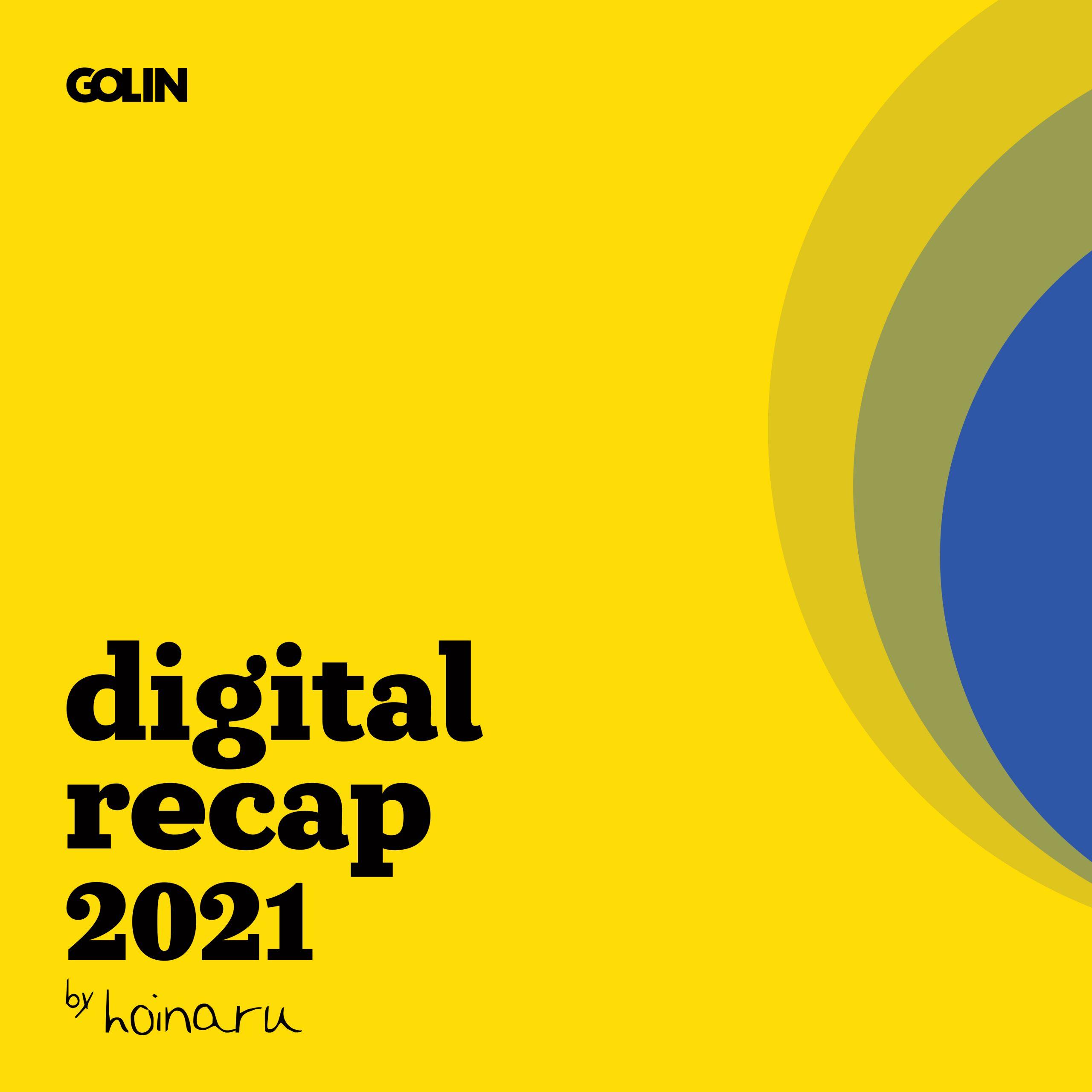 Image for Evoluția digitalului în ultimul an și trendurile pentru 2021 sunt dezbătute în ediția aniversară Digital Recap, marca Golin & Alex Ciucă