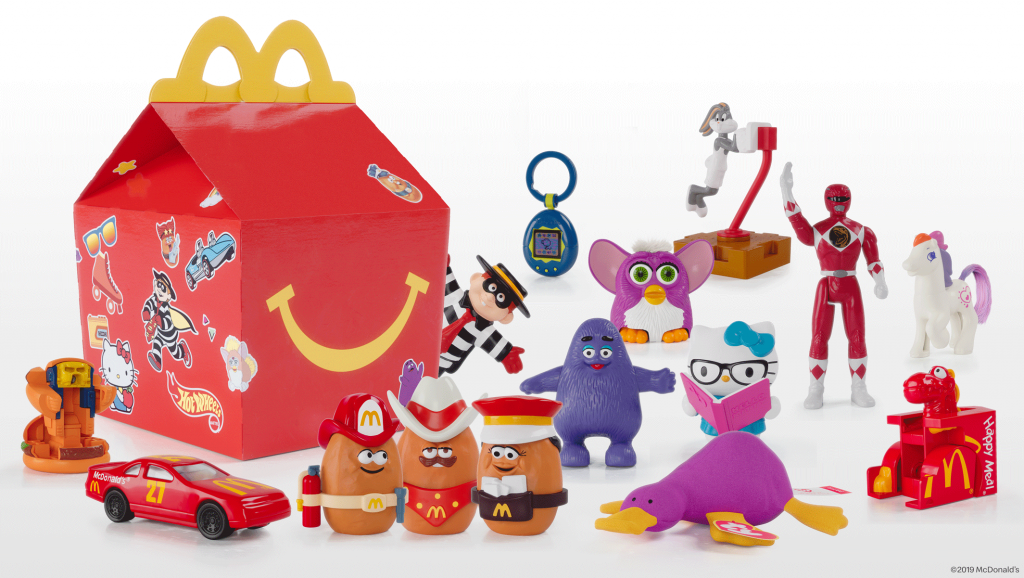 Image for McDonald's: Happy Meal 40th Anniversary