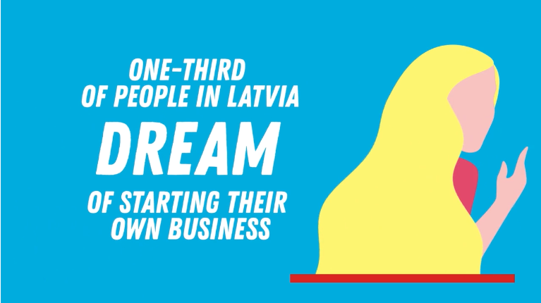 Image for Investment & Development Agency of Latvia: Pickle Tomatoes, Not Business Ideas
