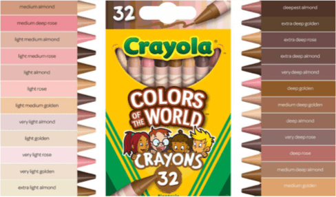 Crayola: Colors of the World