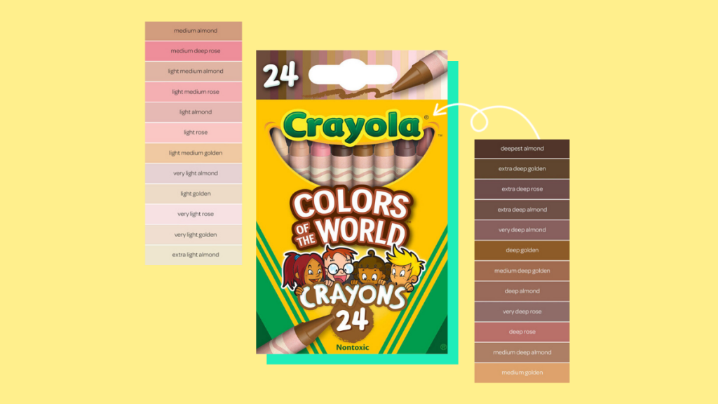 Image for Crayola: Colors of the World
